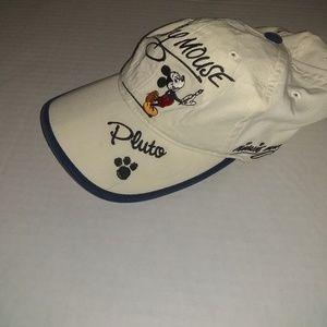 Vintage mickey mouse disney hat